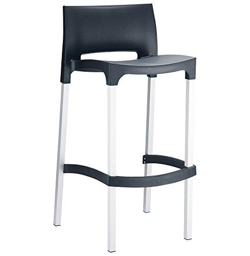 Chaise haute design moderne