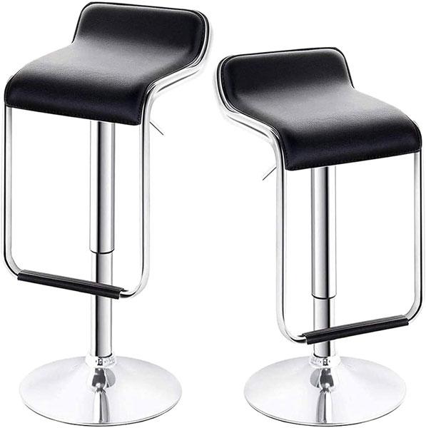 Tabourets de bar assise moderne