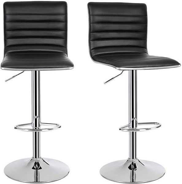 Lot 2 chaises hautes