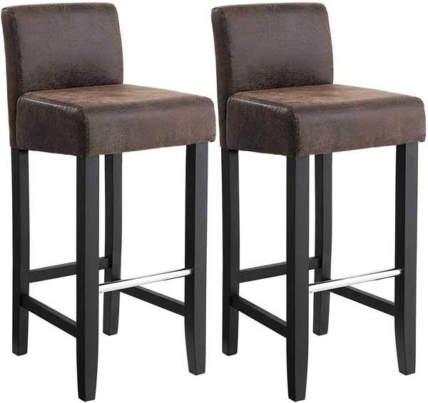 Chaises hautes pour comptoir de bar